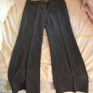 Theory size 2 grey dress slacks